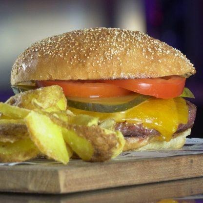 Gross Burger Galaxy